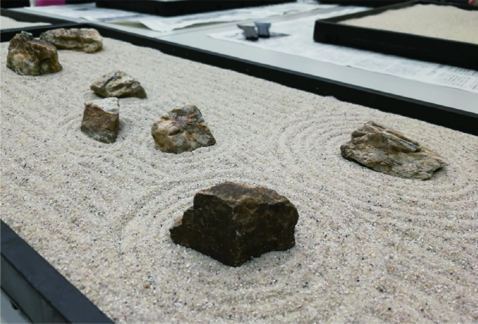 Zen Landscaping on miniature Board