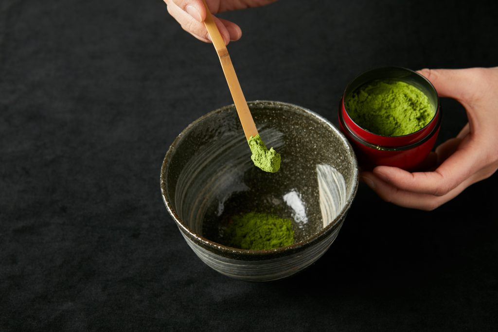 Discover the benefits of Uji-Green Tea ④