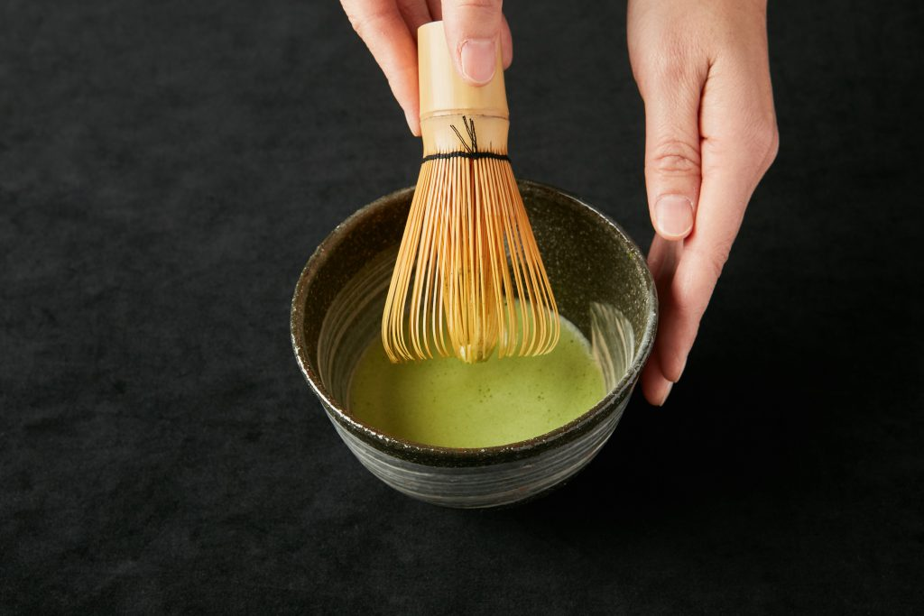 Discover the benefits of Uji-Green Tea ③