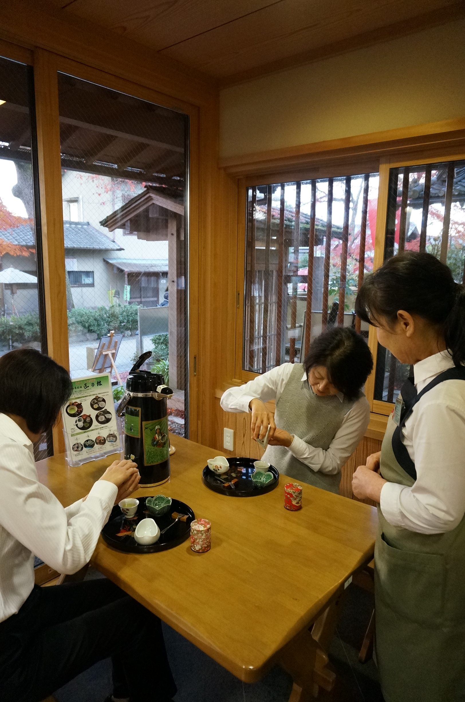 Learn how to brew delicious tea ①