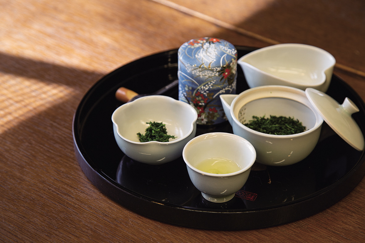 Learn how to brew delicious tea②